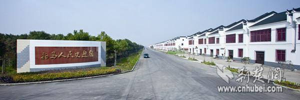 海洋石油钻采制造基地,华中照明电器产业园,绿新包装,荆州家居大市场