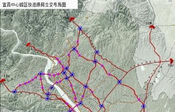 湖北宜昌五峰地图