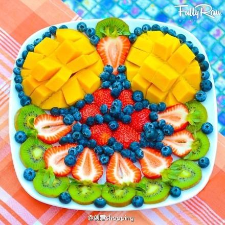 能办个水果拼盘大赛么?