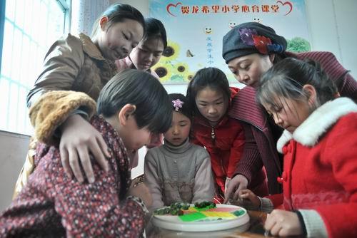 鹤峰女教师患重病仍坚持工作:离不开孩子们(图) - 仙居恩施- 荆楚网